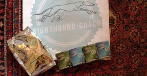 Platinum dog food test by sighthound coach